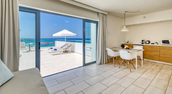 Family Life Nausicaa Beach - Two-Bedroom Apartments